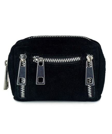 nunoo-105-black-suede-wallet